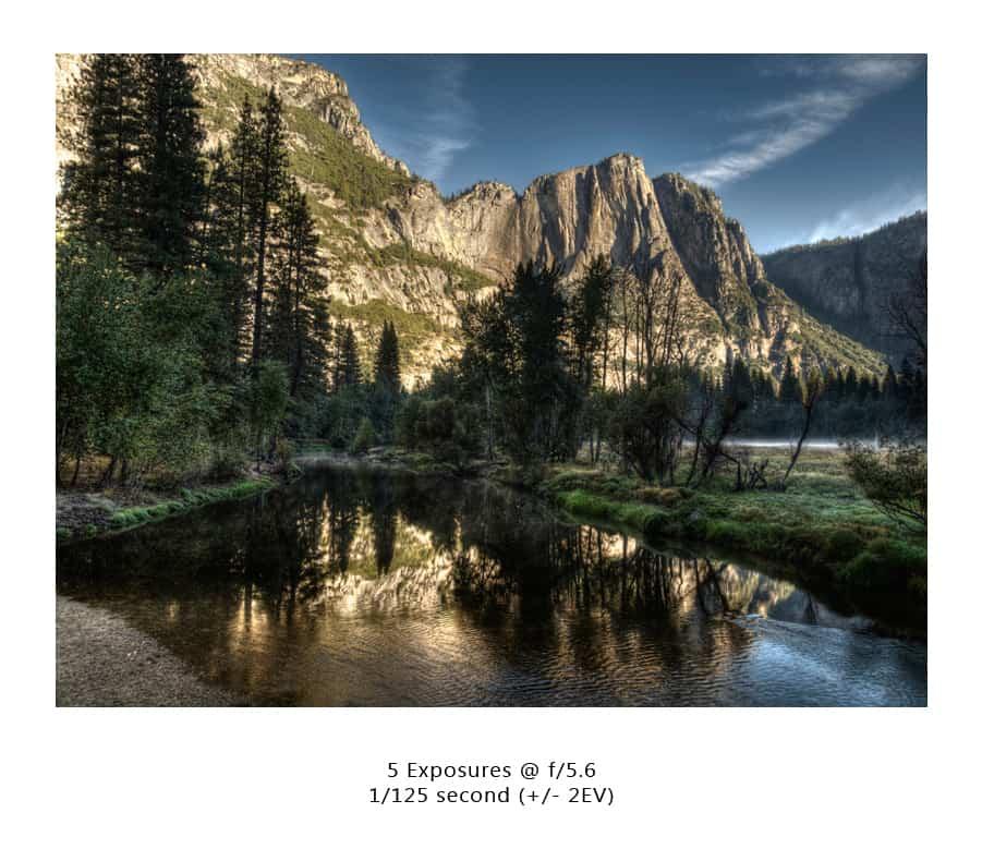 Yosemite In HDR!