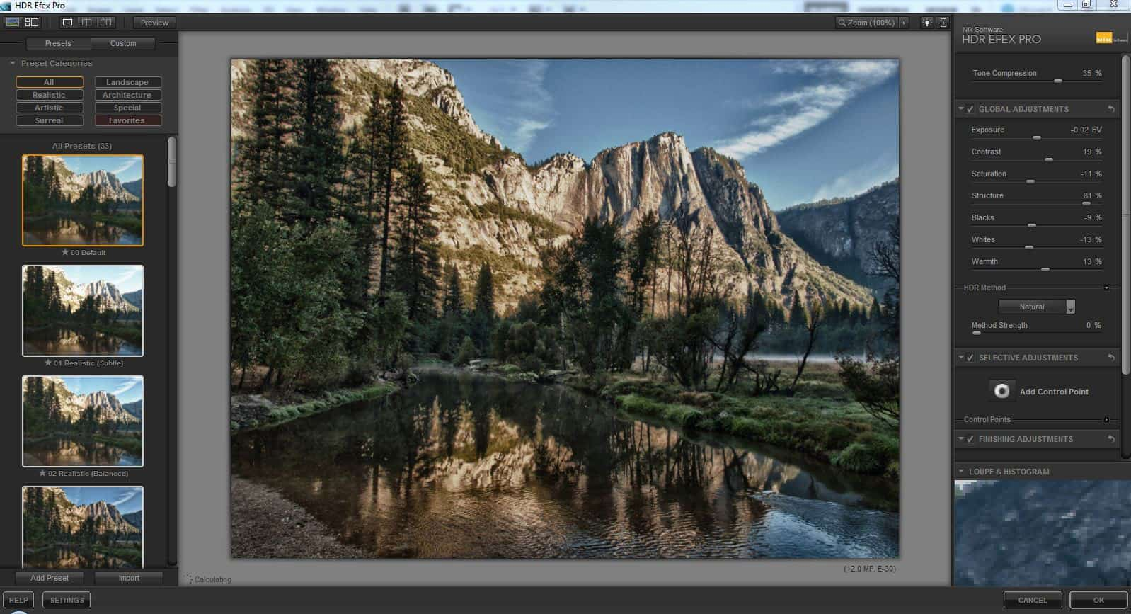 Software foto editing hdr efex pro 60