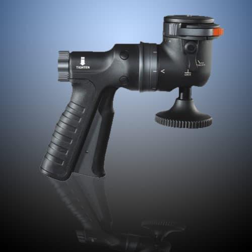Vanguard GH-100 Pistol Grip Ball Head Review