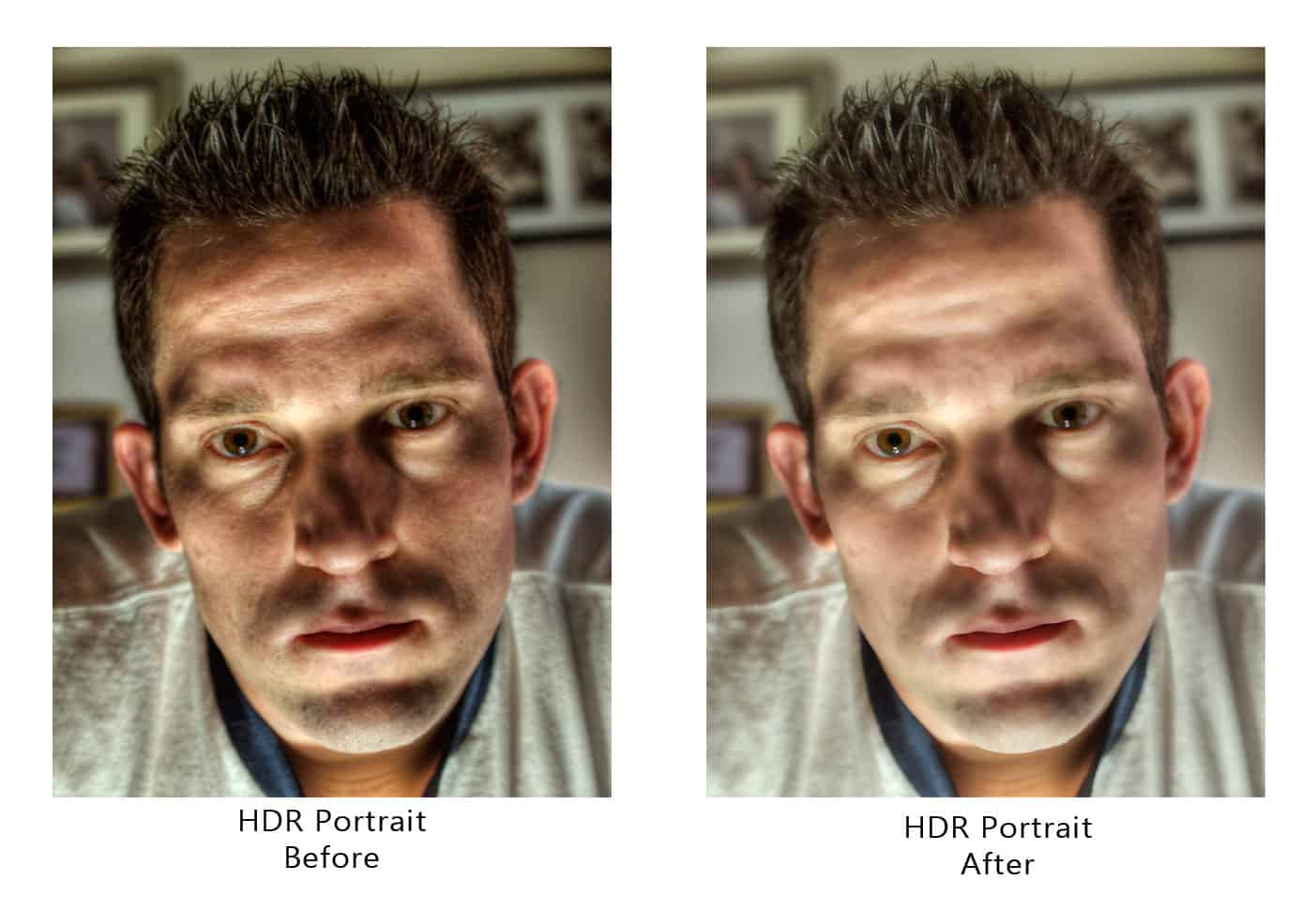 Portraits and HDR