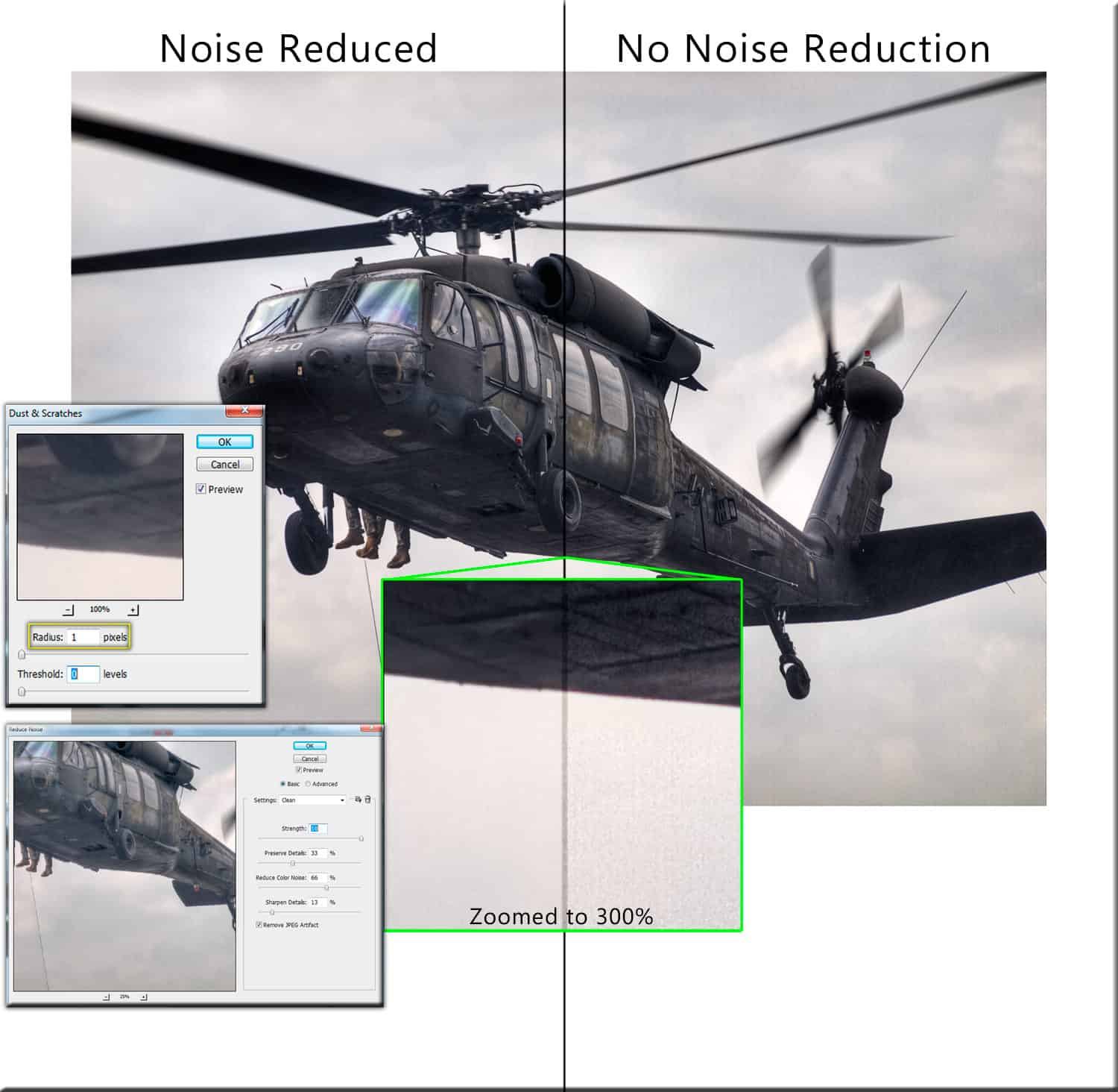 Quick Tip: HDR Noise Reduction