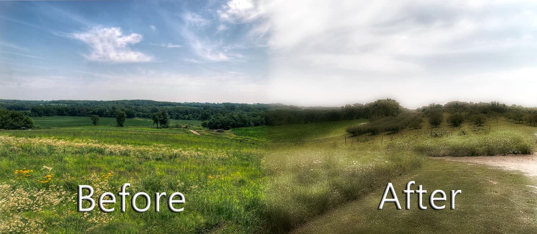 Photoshop Tutorial: Dreamscape Effect