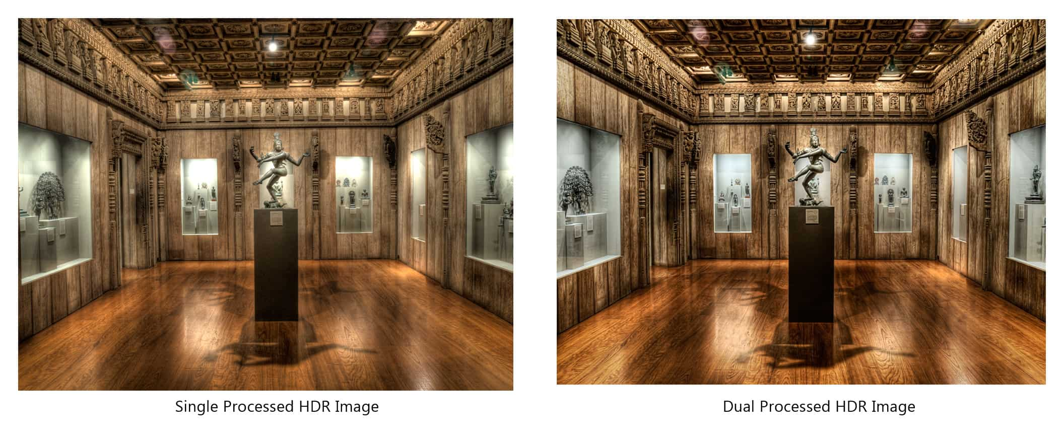 HDR Tutorial:Dual Processing HDR Images