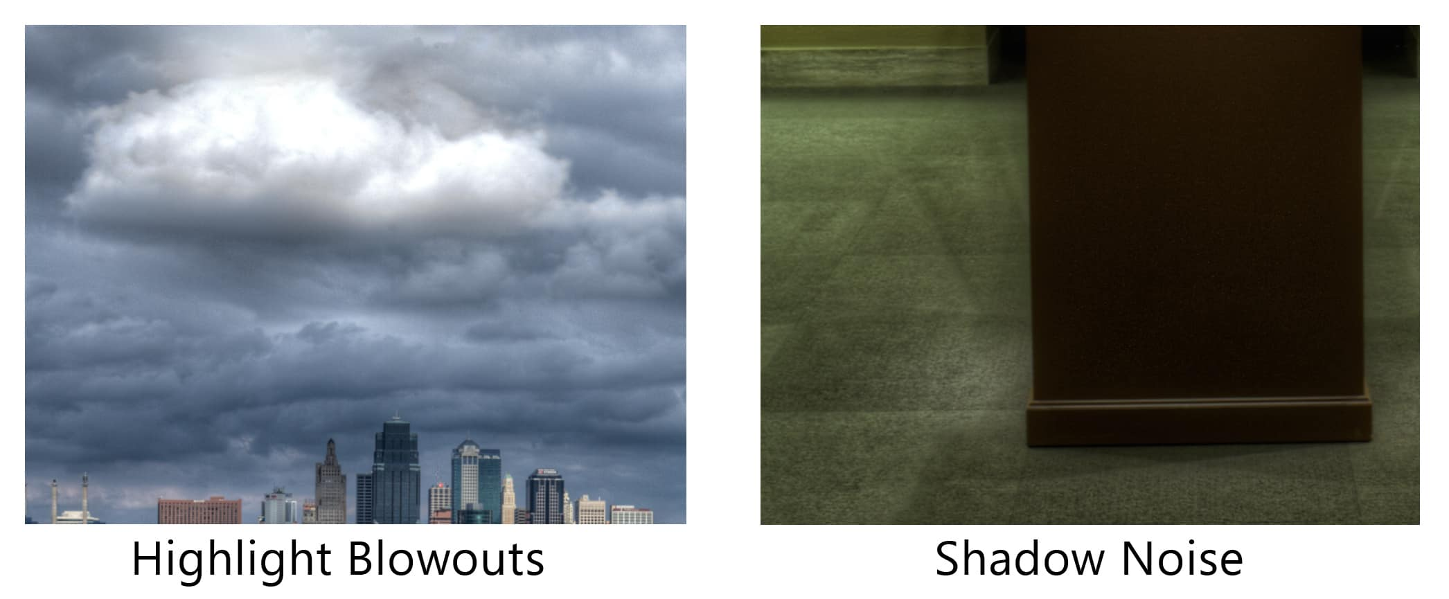 Tutorial: Fixing Shadow Noise and Highlight Blowouts