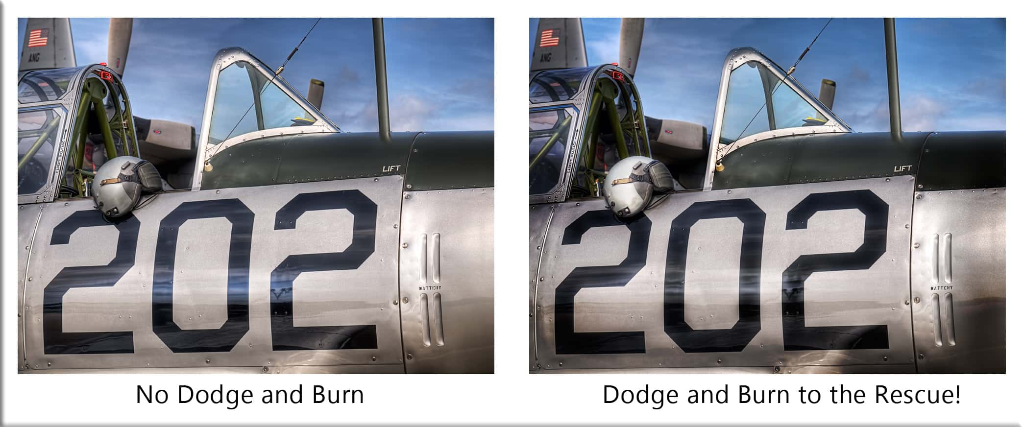 Dodging and Burning With a Purpose: Photoshop CS5