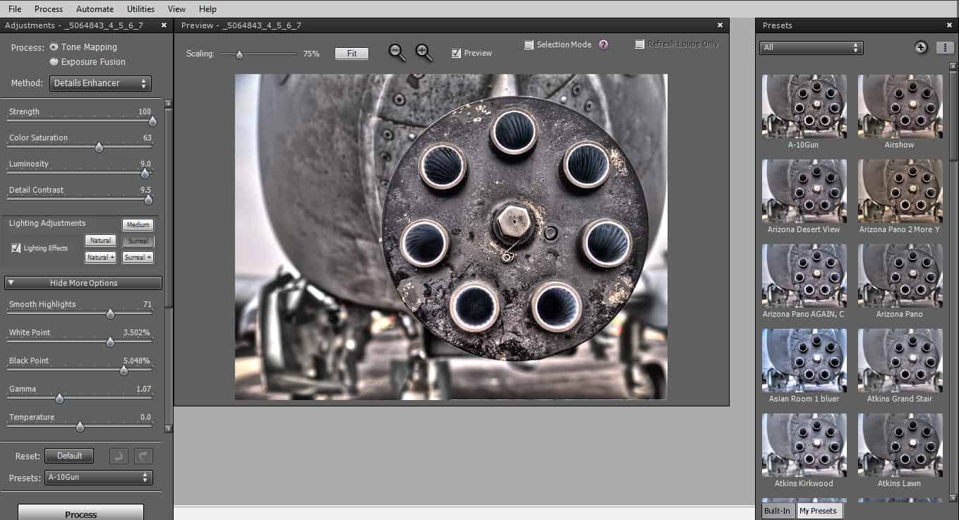 Photomatix 4.2 Review
