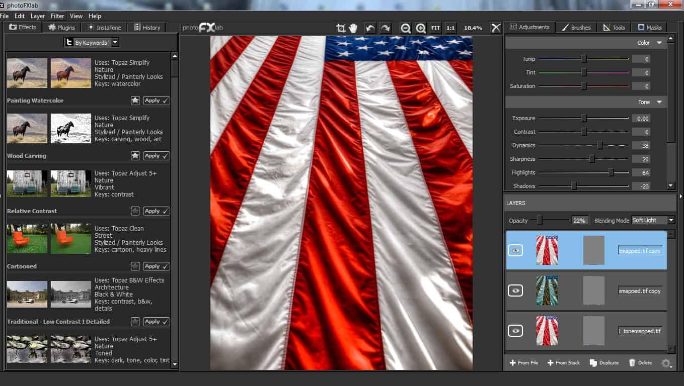 Topaz photoFXlab Review - f64 Academy