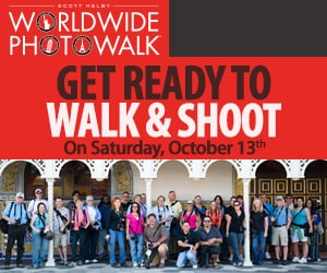 5th Annual Scott Kelby Worldwide Photo Walk