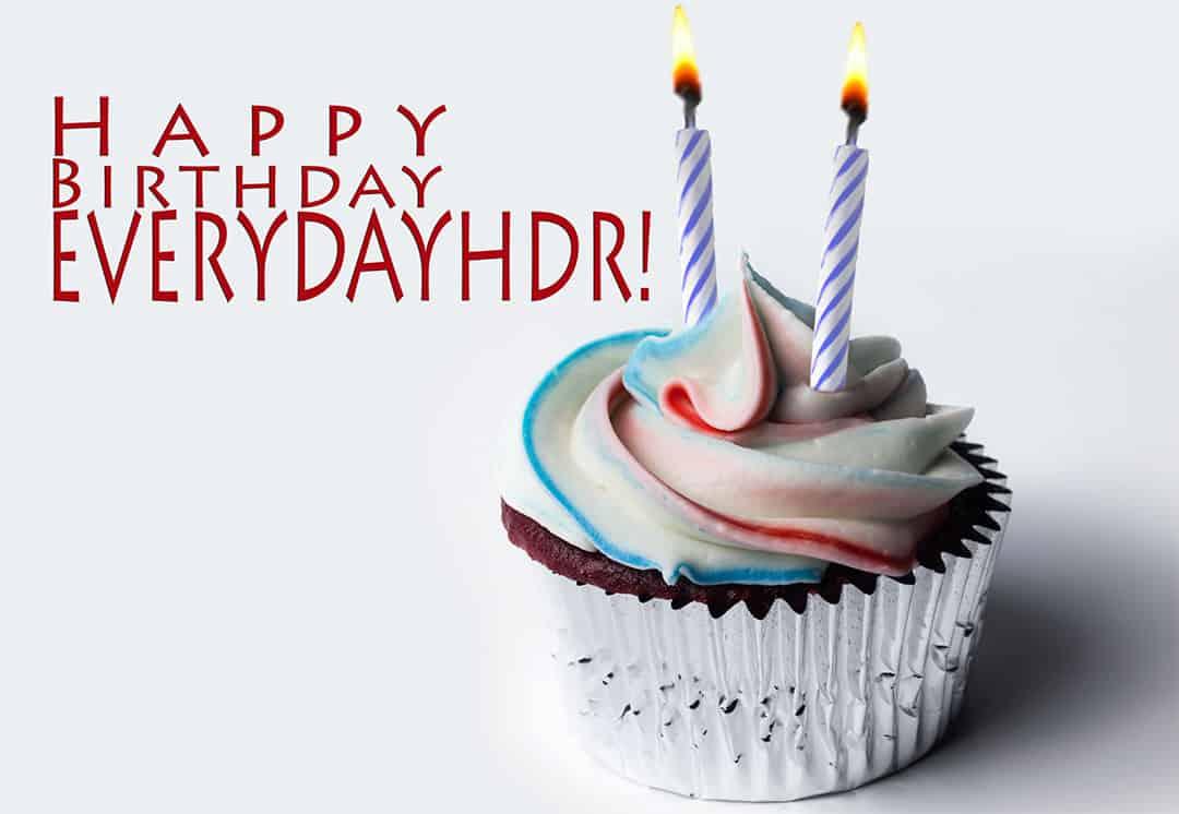 Happy Birthday to you…