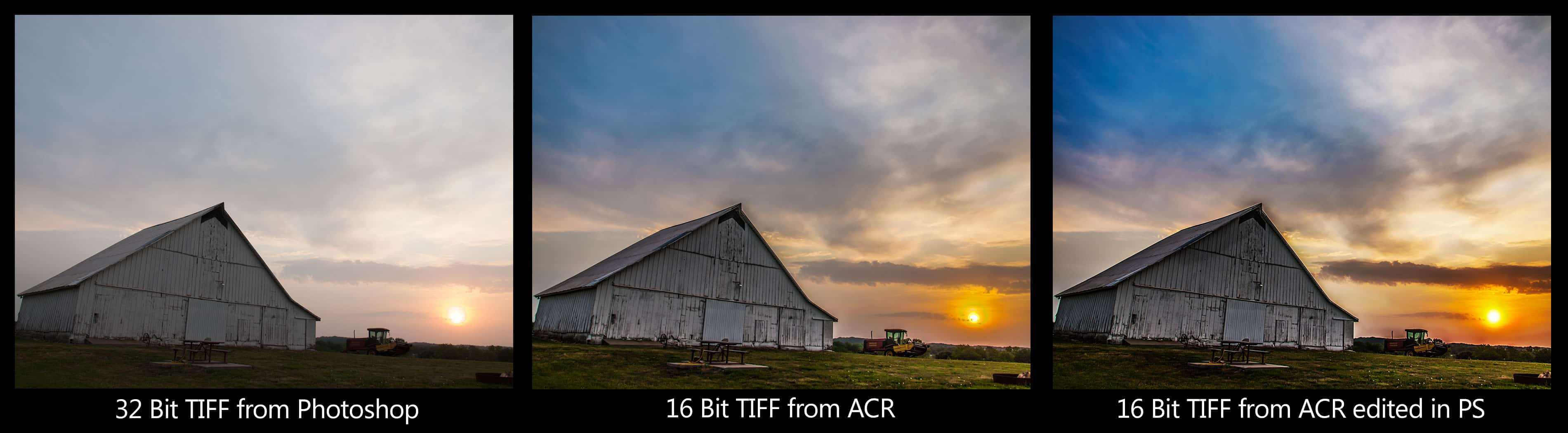 32 Bit HDR Workflow (Photoshop CS 6)