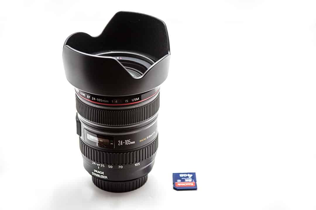 Canon 24-105 f/4.0 L USM Review