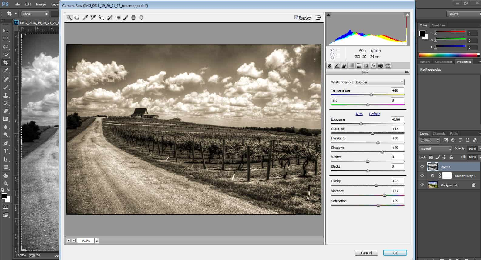 First look at what is new in Photoshop CC!
