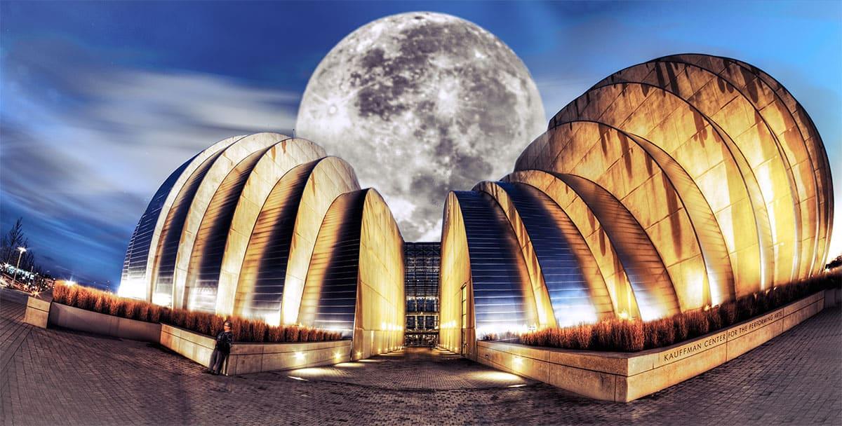 Super Moon Tomorrow!