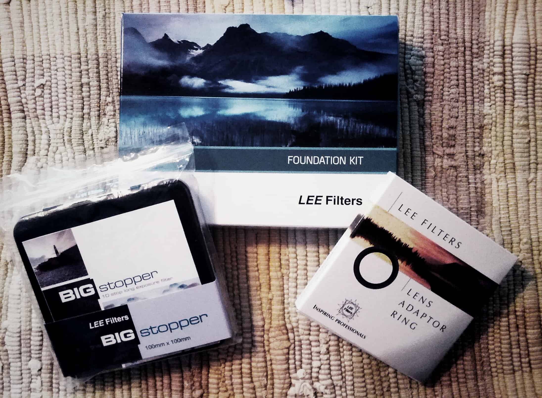 The Lee Big Stopper: A Story Review