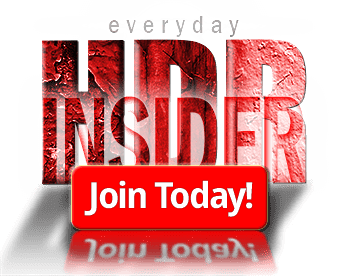 Insider Logo cut Ad with Join Button Lighten Blend Mode