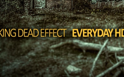 Walking Dead Intro Effect | Photoshop CC