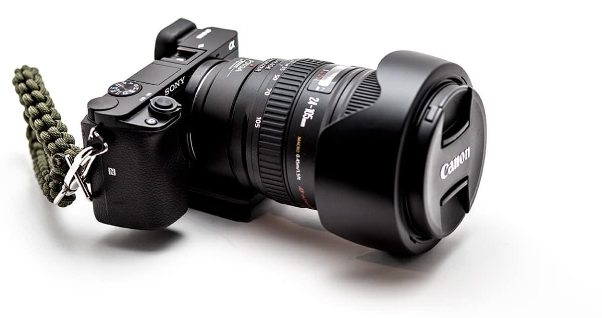 Fotga-Lens-Adapter-on-a6000