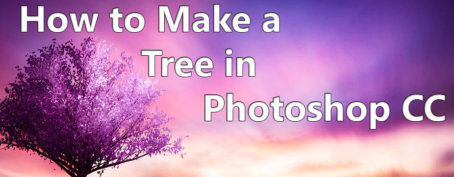 How to Make a Tree in Photoshop CC