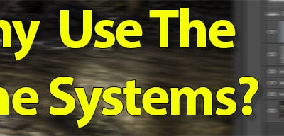 Why the Zone Systems in Photoshop?