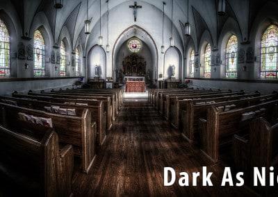 07 Dark As Night