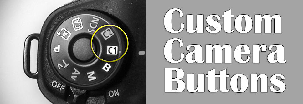 Custom Camera Buttons