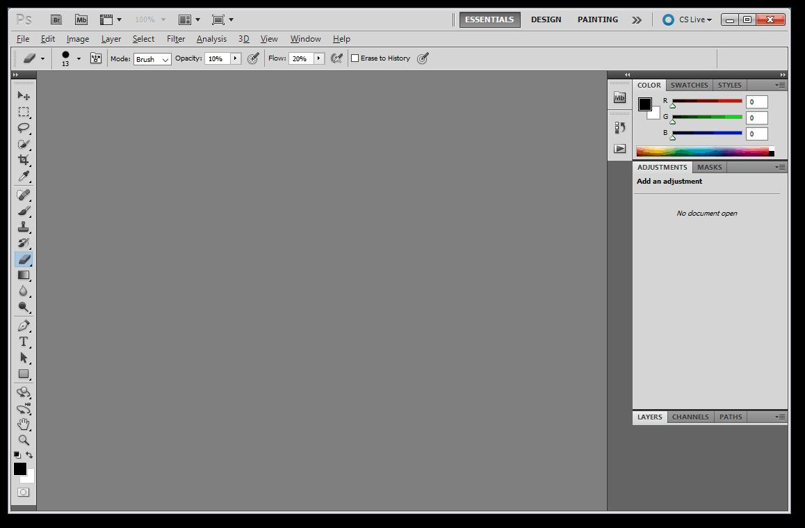 CS 5 Interface