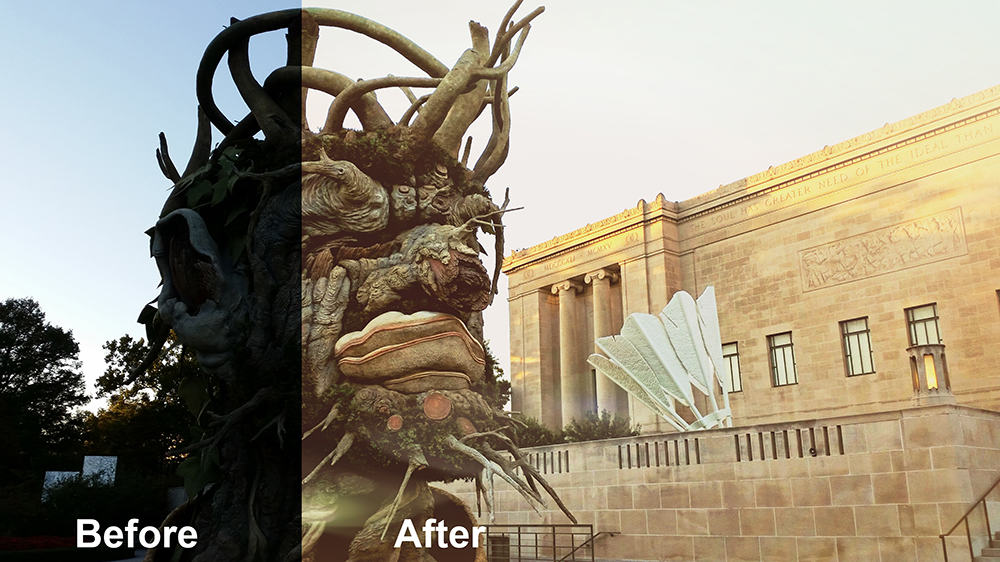 How to Edit Cell Phone Pictures before after a