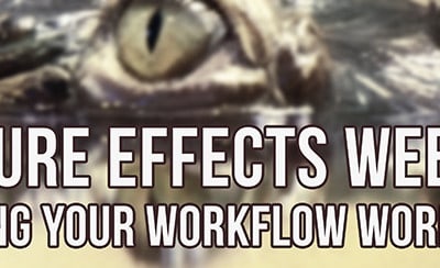 Building Your Workflow Workbench – Texture Effects