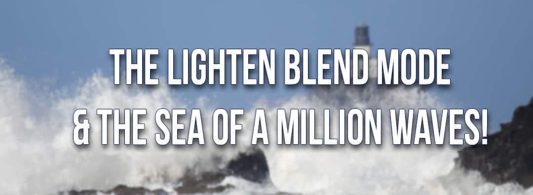 The Lighten Blend Mode