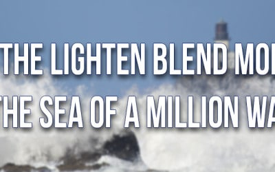 The Lighten Blend Mode