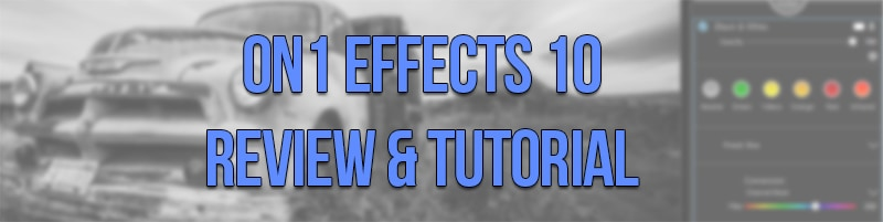On1 Effects 10 Review and Tutorial