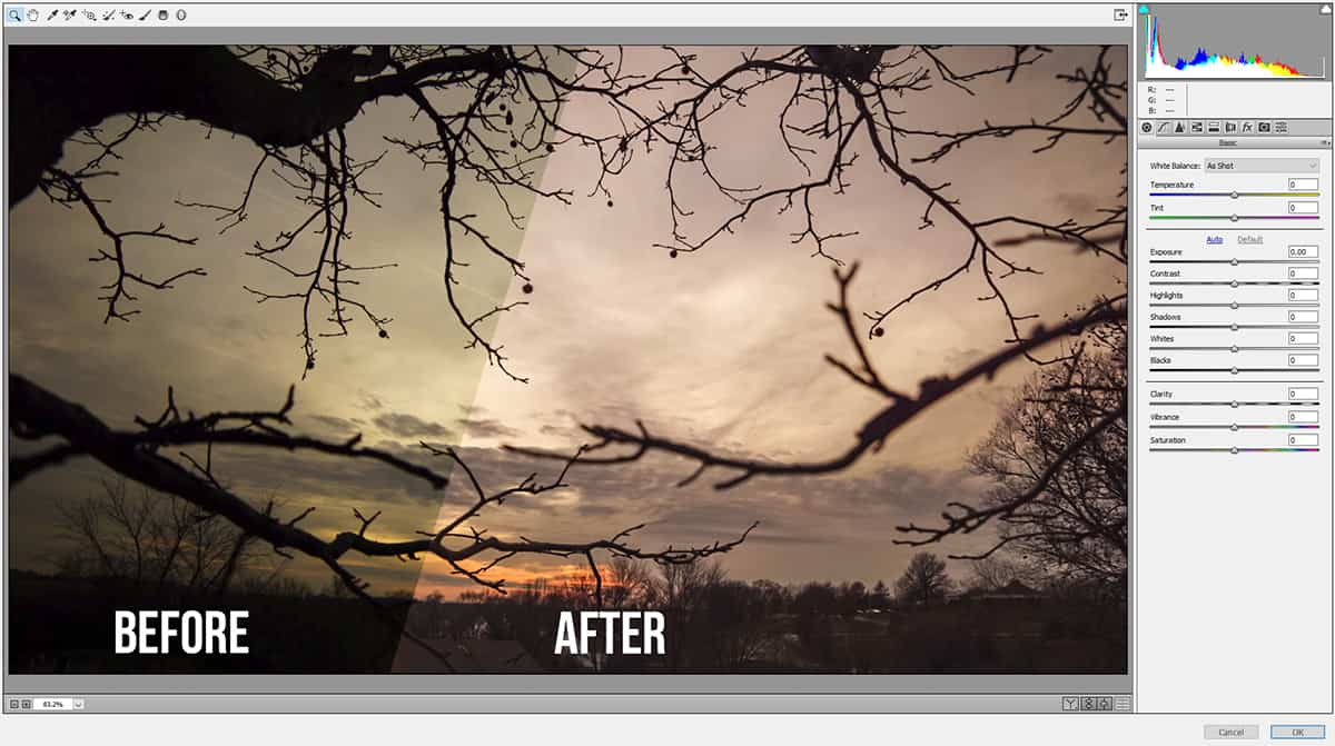 How to edit Videos in Adobe Camera Raw - f64 Academy