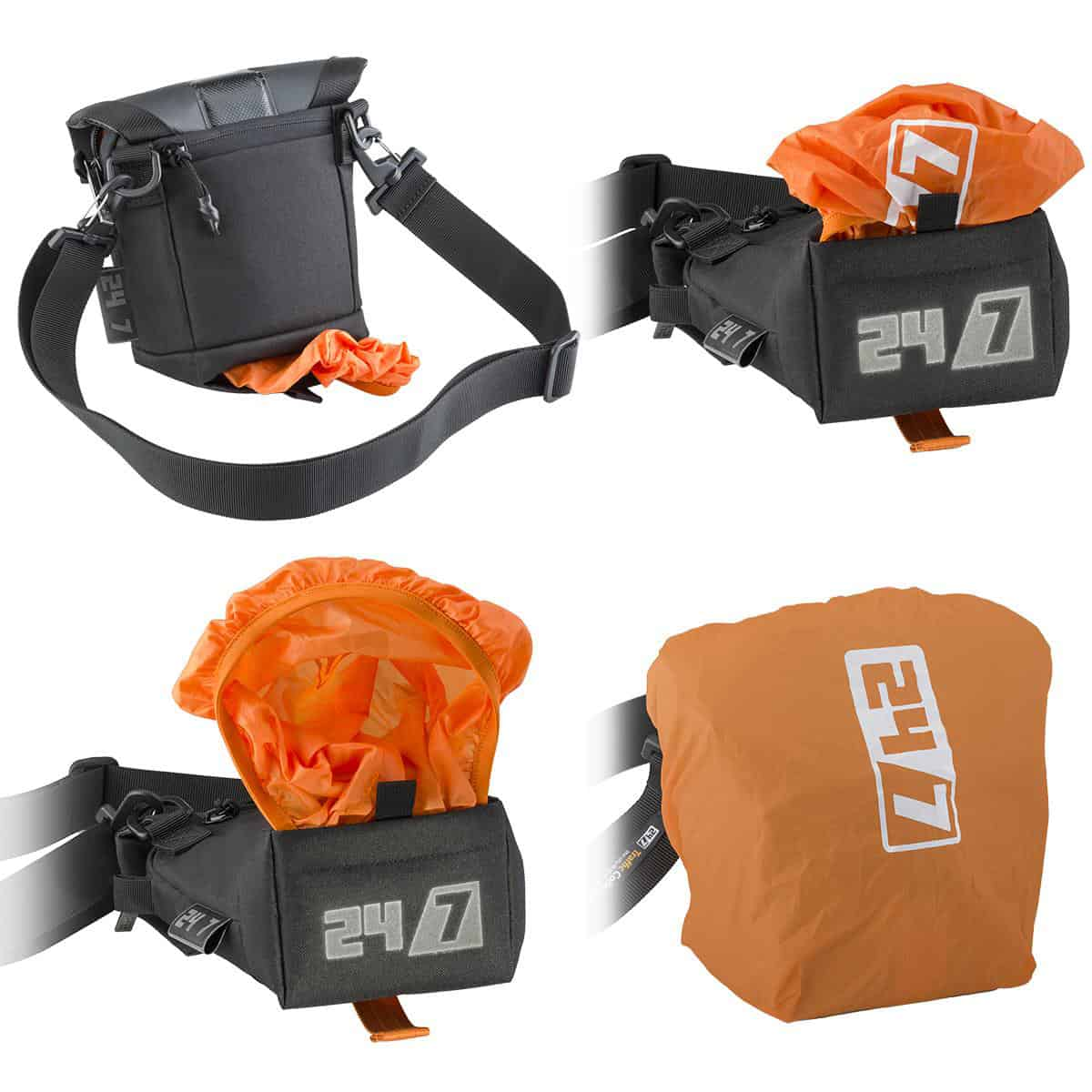247 holster bag weather protection