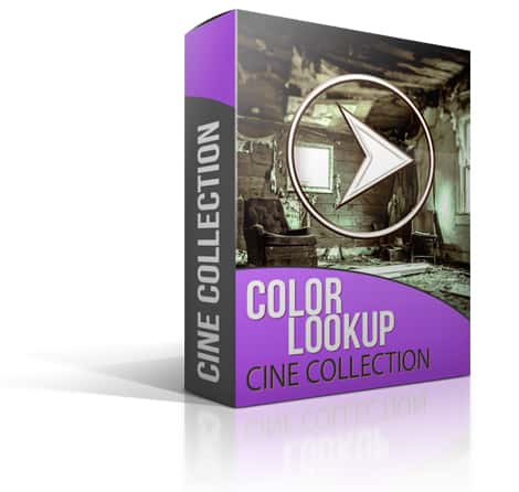 Color Lookup - Cine