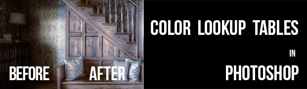 Color Lookup Tables in Photoshop