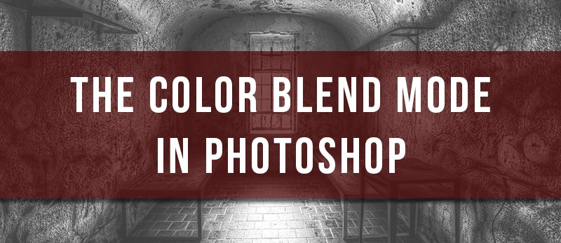 The Color Blend Mode in Photoshop