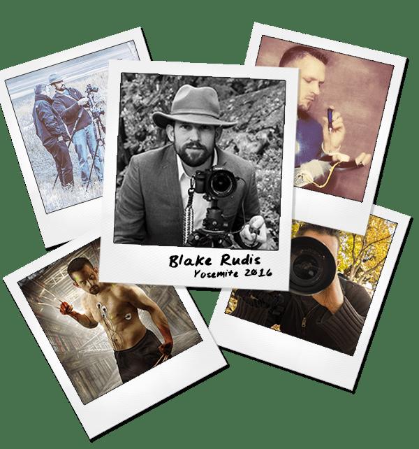 Blake Polaroids 2