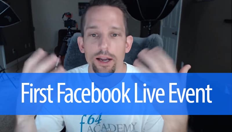 Facebook Live Event – 01 The Zone Systems
