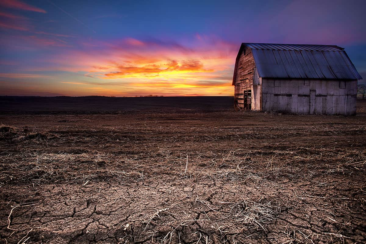 Missouri-Barn