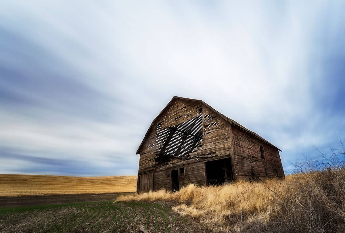 Palouse-Barn