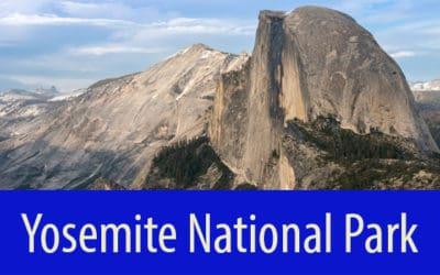A Stroll Through Yosemite National Park