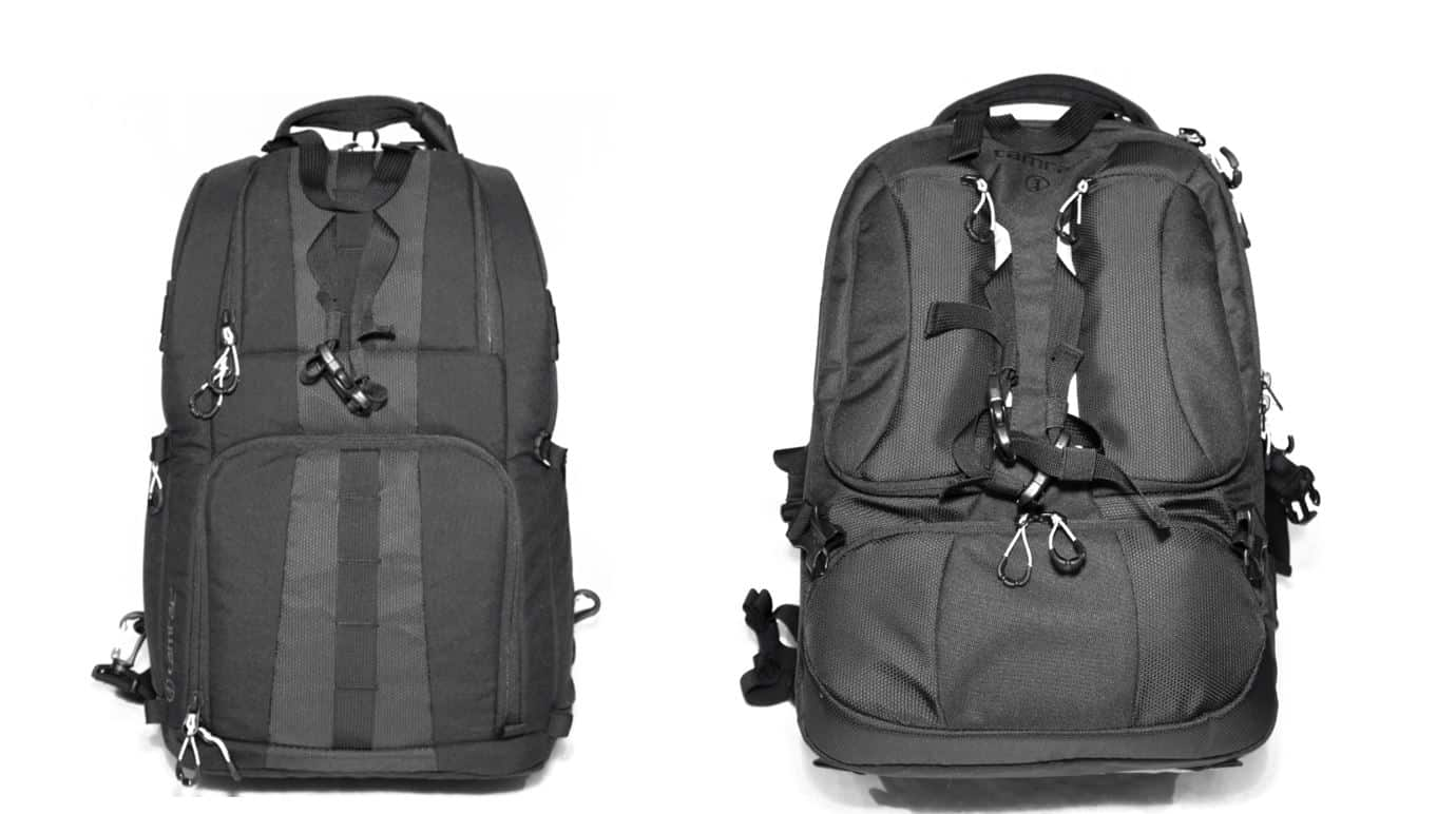 Anvil Slim 15 and Corona 20 Tamrac Bags