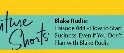 Starting a Business Without a Plan