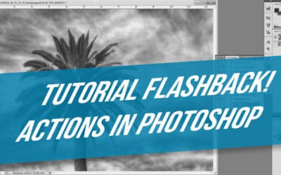 Actions in Photoshop