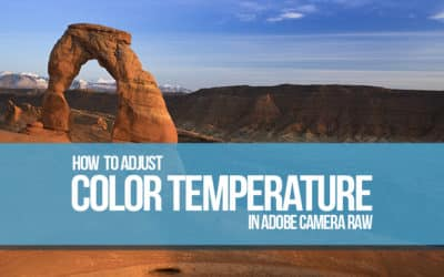 How to Fix Color Temperatures in Adobe Camera Raw