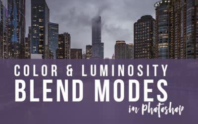 Blend Modes in Photoshop: Color versus Luminosity