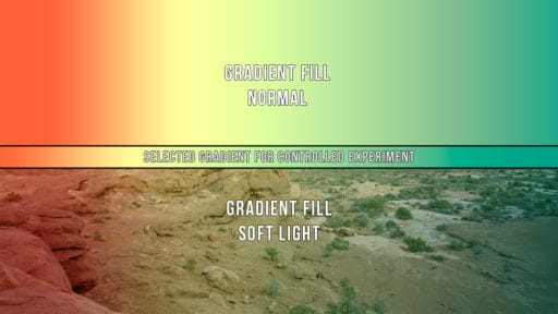Gradient Fill in Photoshop