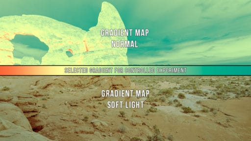 Gradient Map in Photoshop