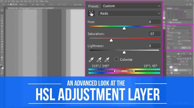 An Advanced Look: The HSL Adjustment