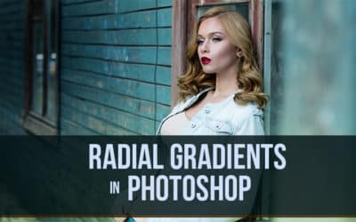 The Radial Gradient in Photoshop Video Tutorial